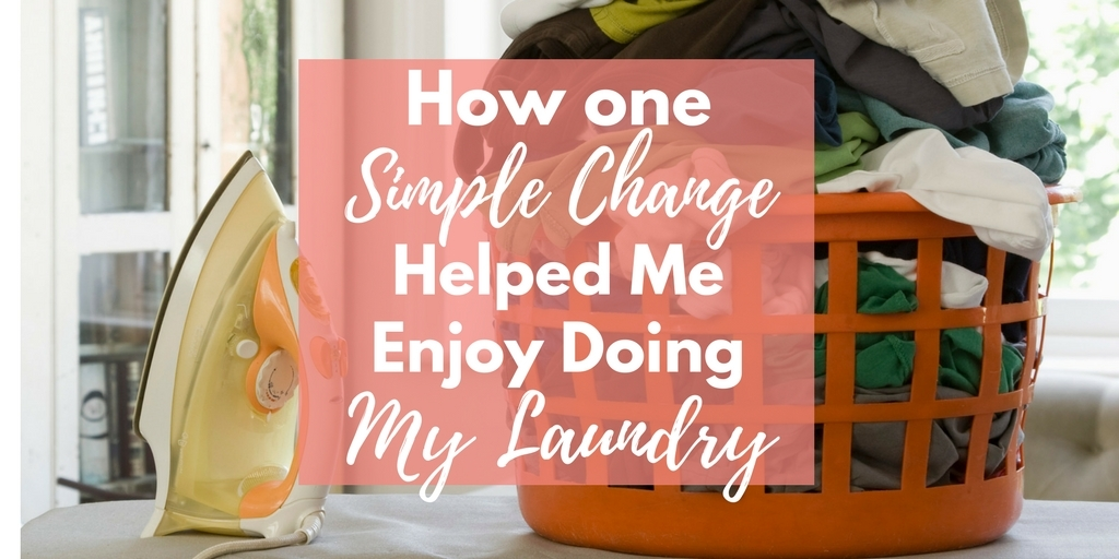Laundry made easy!