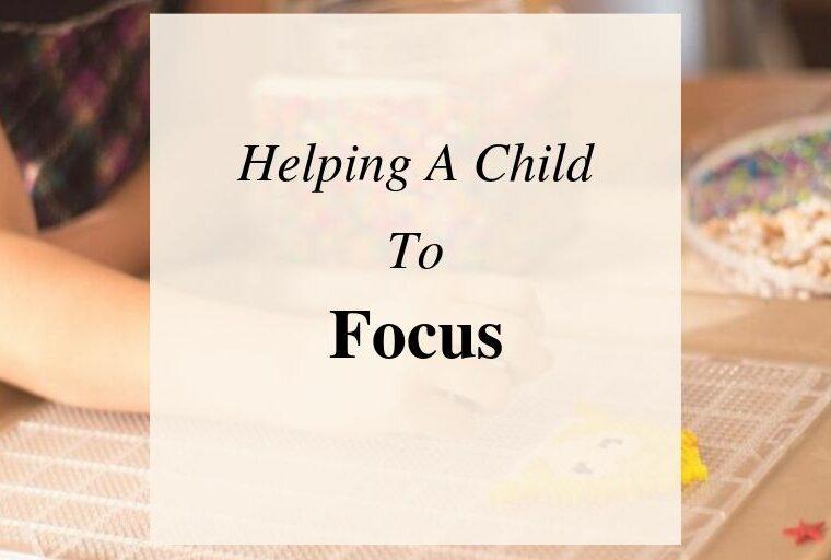 Tips to Improve Focus for Homeschoolers